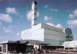 北九州市皇后崎工場